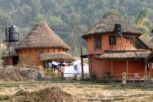 nepali - 5 måsten i Nepal